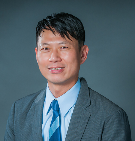 Kevin Wang, Immediate Past President
